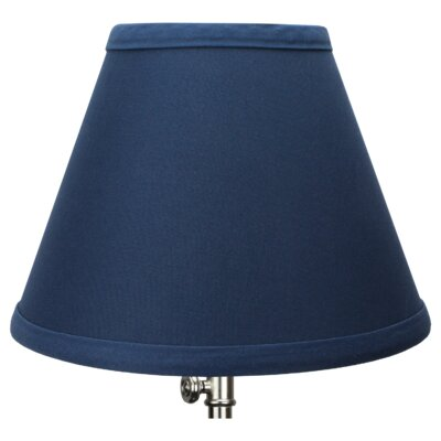 8 Linen Empire Lamp Shade