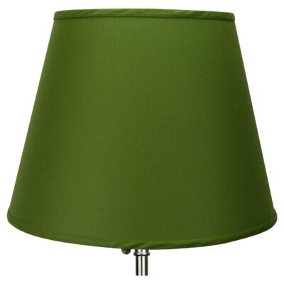 17 Linen Empire Lamp Shade Color: Avocado