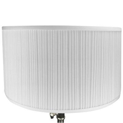 17 Linen Drum Lamp Shade
