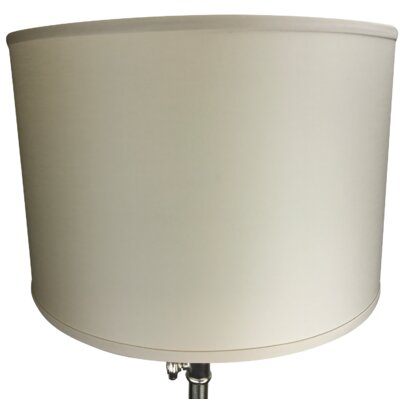 18 Linen Drum Lamp Shade