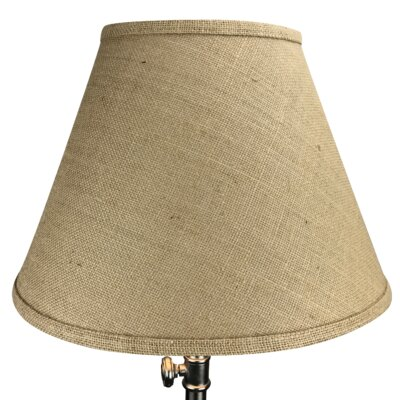14 Linen Empire Lamp Shade