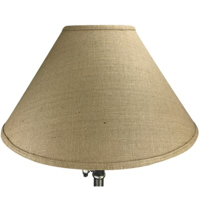 20 Burlap Empire Lamp Shade