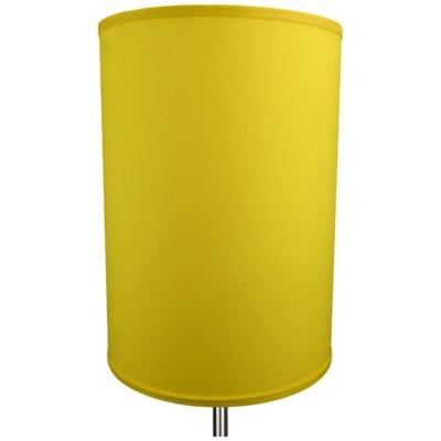 12 Linen Drum Lamp Shade Color: Citrus