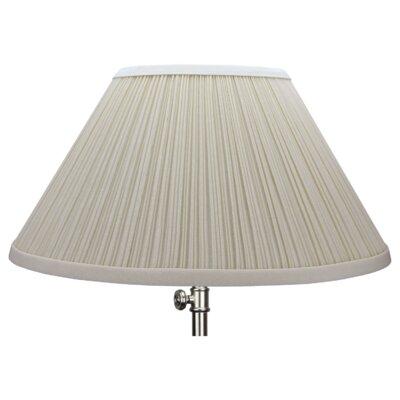 14 Empire Lamp Shade Color: Bone