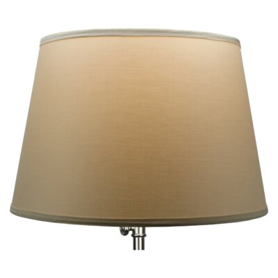 18 Linen Empire Lamp Shade