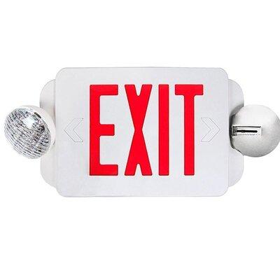 LED 24-Light Exit Light