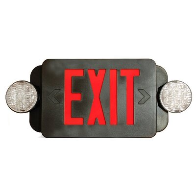LED 24-Light Exit Sign