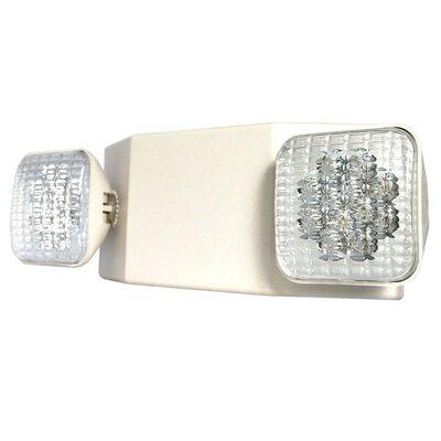 Square Head LED 24-Light Emergency Light