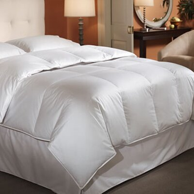 Luxury Midweight Down Alternative Comforter Size: King