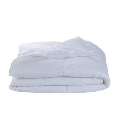 1000 Thread Count All Season Down Comforter Size: Twin