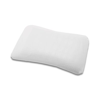 Gel Memory Foam Pillow Size: Standard/Queen