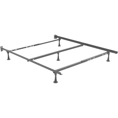 Bed Frame Size: Full/Queen