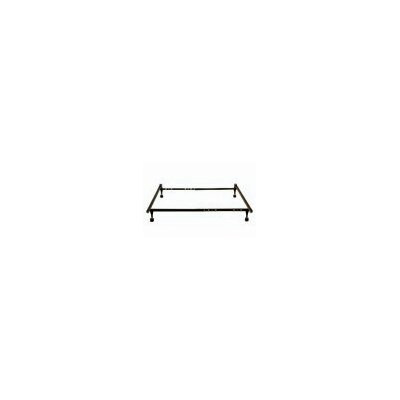 Adjustable Bed Frame Size: Twin/Queen