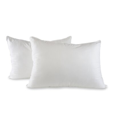 Dobby Stripe Down Alternative Pillow Size: King