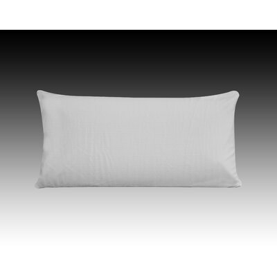 Soft Talalay Latex Pillow Size: Queen