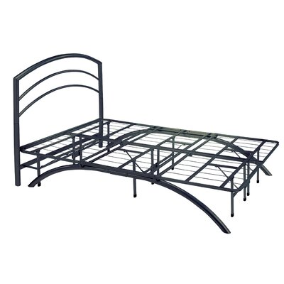 Open-Frame Platform Bed Size: Full
