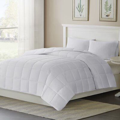 Thinsulate Year-Round Weight Down Alternative Comforter Size: King