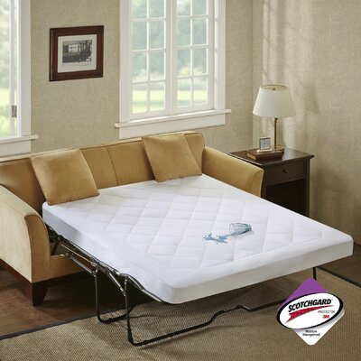 Waterproof Sleeper Sofa Bed Pad Size: 54 W x 72 L