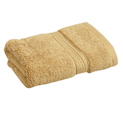 Cotton Washcloth Color: Toast