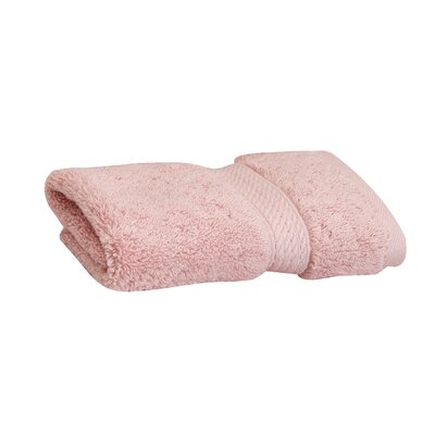 Cotton Washcloth Color: Tea Rose