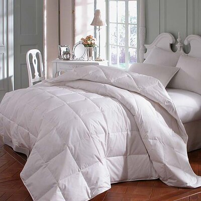 Midweight Down Alternative Comforter Size: Oversized King