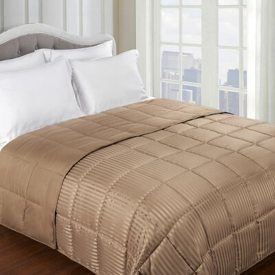 Blanket Color: Taupe, Size: King