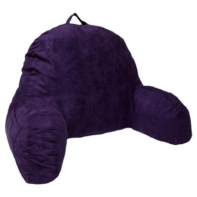 Bed Rest Pillow Color: Purple