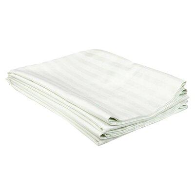 Pillow Case  Size: King, Color: Mint