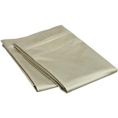 Pillow Case  Size: Standard, Color: Sage