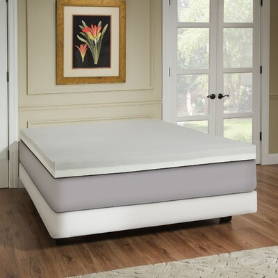 Combo Mattress Topper Size: King