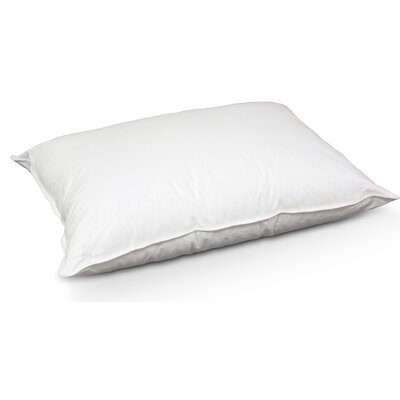 Never Goes Flat Gel Polyfill Pillow Size: 20 D x 36 W