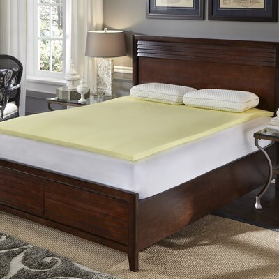Memory Foam Topper Size: King