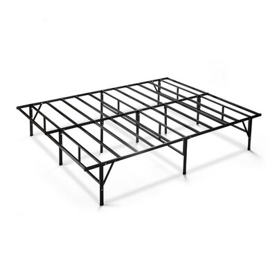 Easy to Assemble Smartbase Bed Frame Size: Twin