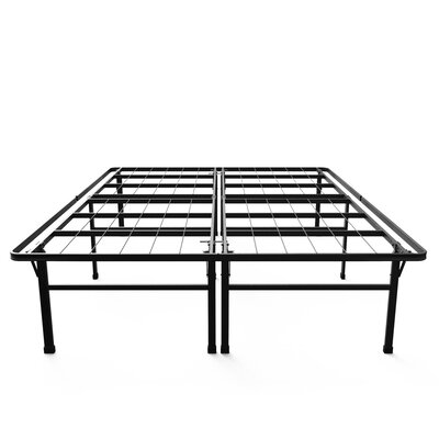 SmartBase Mattress Foundation/Platform Bed Frame Size: California King