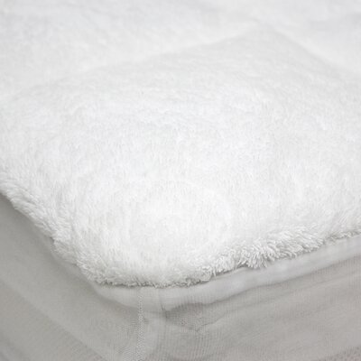 All Season Reversible Mattress Pad Size: Twin