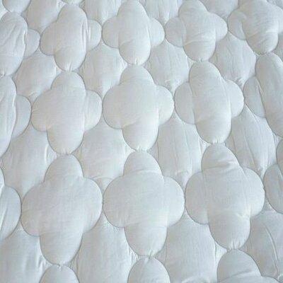 Billowy Clouds Mattress Pad Size: 80 L x 78 W