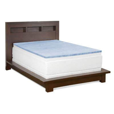 4 Mattress Topper Size: Full