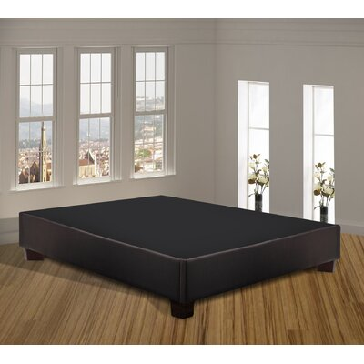 Platform Bed Frame Size: King