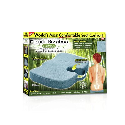 Miracle Bamboo Seat Cushion