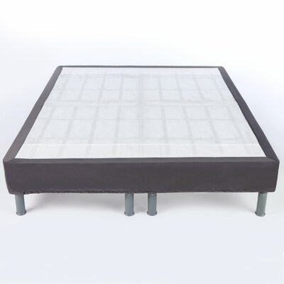 Premium Steel Mattress Foundation Size: Queen