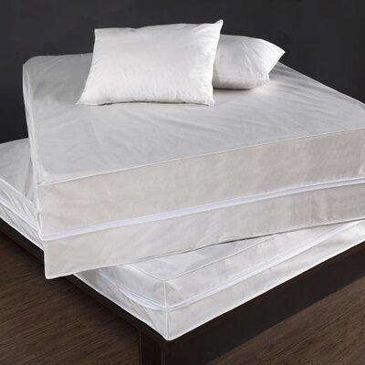 Bed Bug & Dust Mite Control Complete Bed Hypoallergenic Waterproof Mattress Protector Set