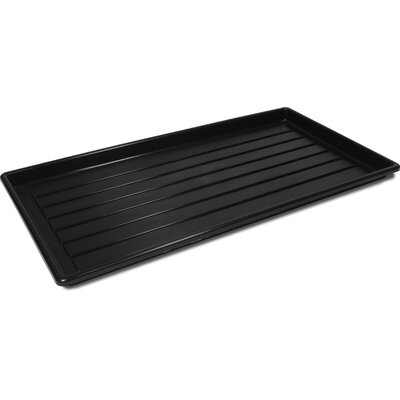 Boot and Shoe Household Boot Tray Color: Black