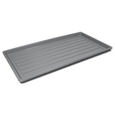 Boot and Shoe Household Boot Tray Color: Gray