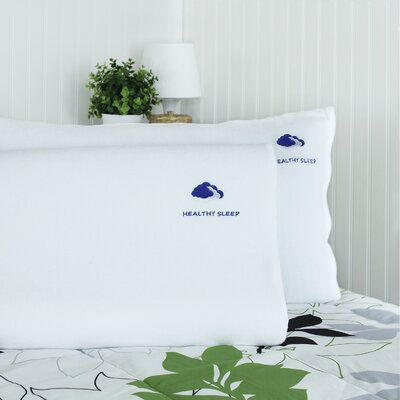 Angeland CertiPUR-US Certified Contour Memory Foam Pillow