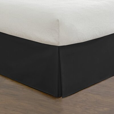 Luxury Hotel Microfiber Tailored Bed Skirt