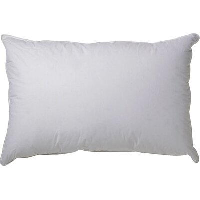 100% Down Pillow Size: Travel
