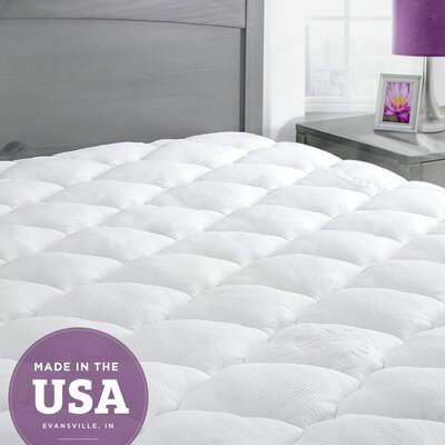 1.5 Down Alternative Mattress Pad Size: Twin XL