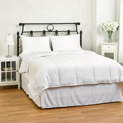 Hotel All Season Down Alternative Comforter Size: Twin