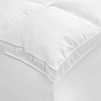 1.5 Polyester Mattress Pad Size: King