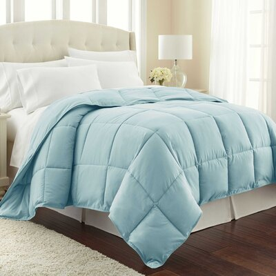 Vilano Springs  Down Alternative Comforter Size: Twin / Twin XL, Color: Sky Blue